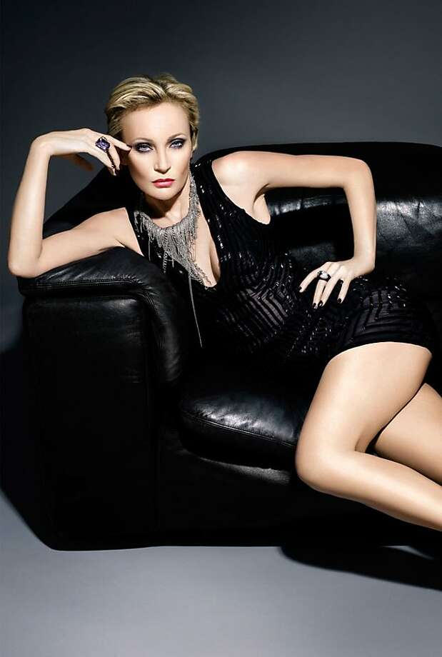"French singer Patricia Kaas will bring her tribute to Edith Piaf, ""Kaas Chante Piaf,"" to Masonic Temple on Thursday. Photo: Laurence Laborie"