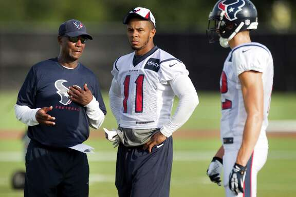 Texans receiver  DeVier Posey will be eased back into action after his long rehabilitation. Coach Gary Kubiak thinks Posey might be ready to open the season  Sept. 9 at San Diego.