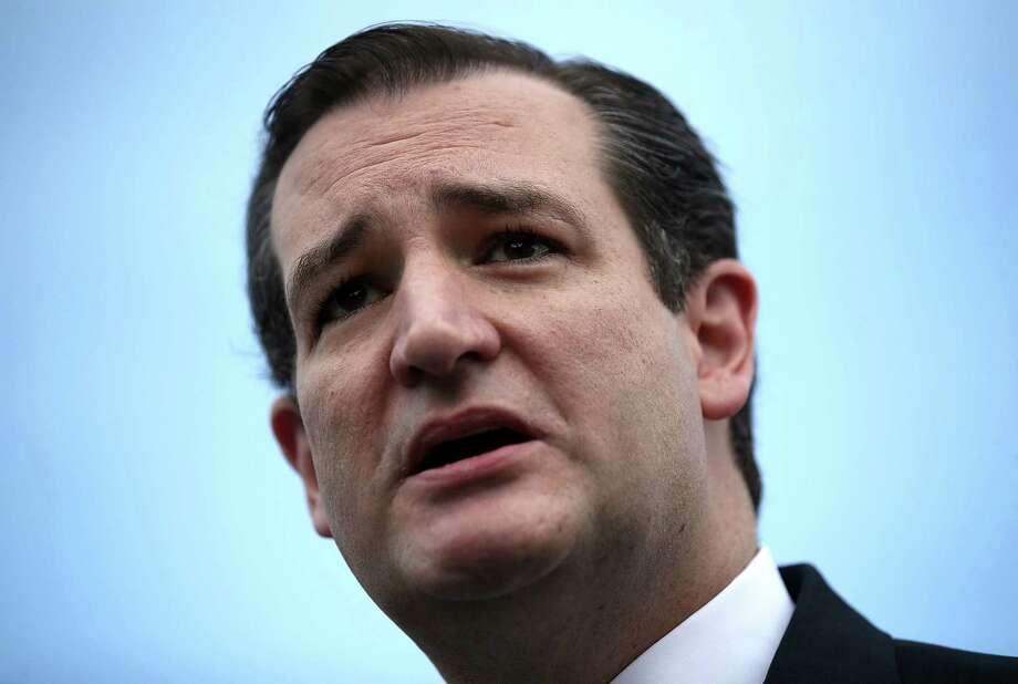 Ted Cruz, born in Canada, may be eying the U.S. presidency.
