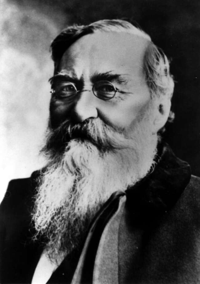 Guenther Street was named after Carl Hilmar Guenther (1826-1902), who was a German immigrant and founder of Pioneer Flour Mills. Photo: UNKNOWN, File Photo / historical file photo