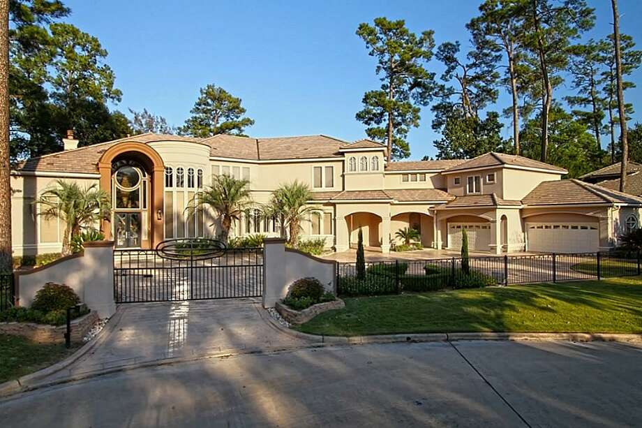 This $3.5 million home features six bedrooms and four bathrooms in more than 7,200 square feet of living space.Listing agent: Danielle GebaraSee the listing here. Photo: HAR