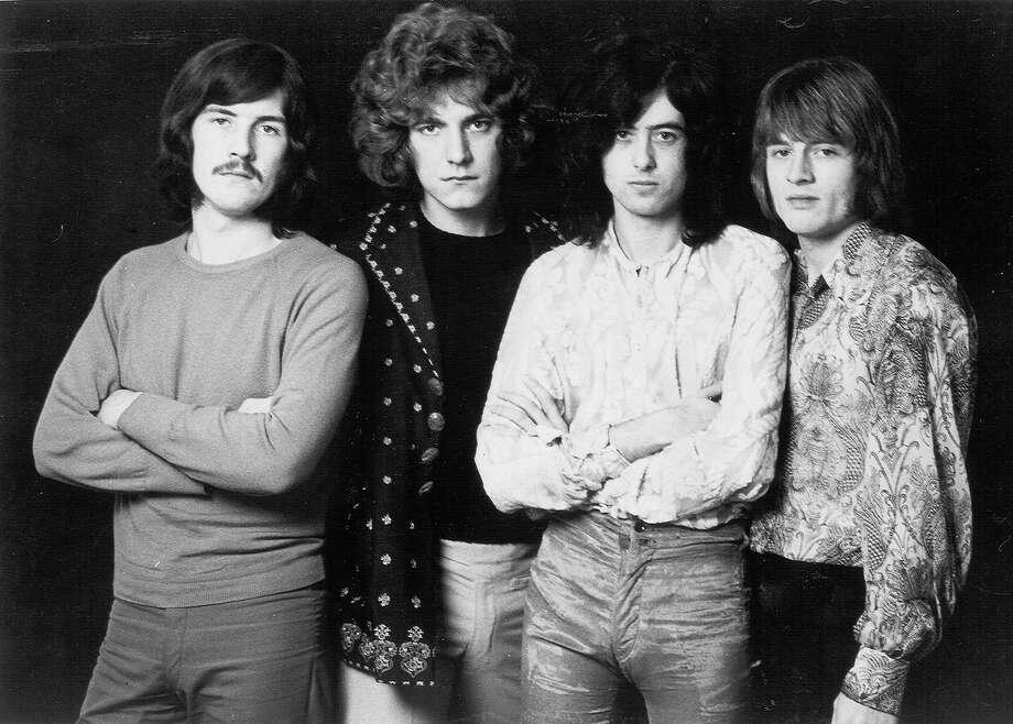 Led Zeppelin, 1970. Photo: Michael Ochs Archives / Michael Ochs Archives