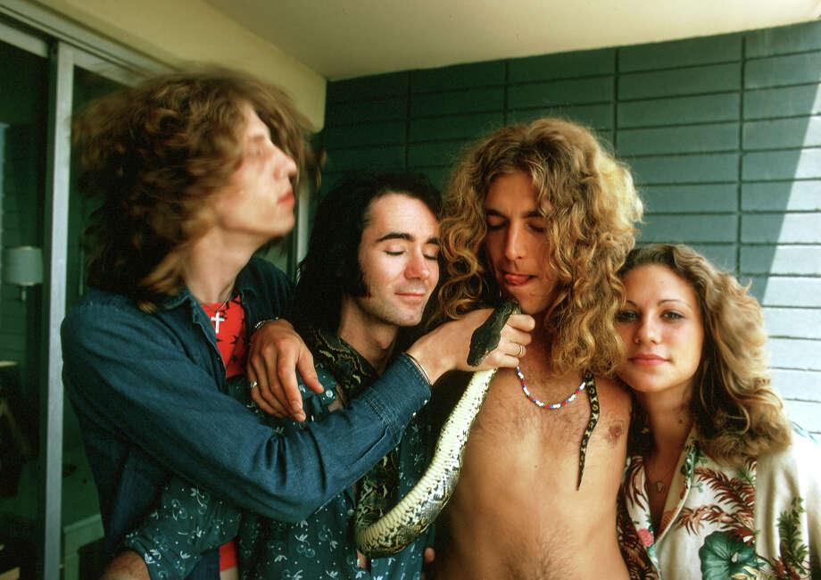 Led Zeppelin, 1970. Photo: Michael Ochs Archives / Michael Ochs Archives