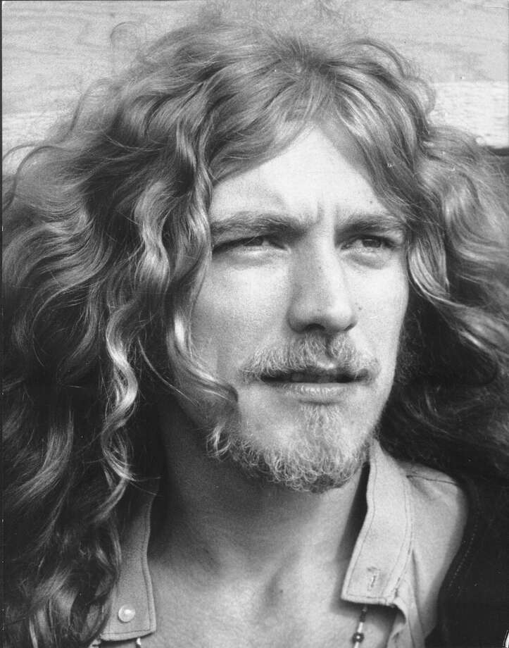 Robert Plant at the Bath Festival in 1970. Photo: Chris Walter, WireImage / Chris Walter