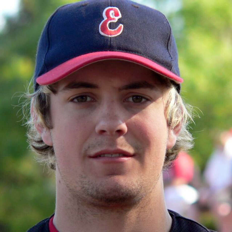 """In this undated photo provided by the Essendon Baseball Club,  player Chris Lane wears his baseball equipment, in Australia. The Australian baseball player out for a jog in an Oklahoma neighborhood was shot and killed by three """"bored"""" teenagers who decided to kill someone for fun, police said.  Lane, who was visiting the town of Duncan where his girlfriend and her family lives, had passed a home where the boys were staying and that apparently led to him being gunned down at random, Police Chief Danny Ford said Monday, Aug. 19, 2013.  EDITORIAL USE ONLY Photo: Essendon Baseball Club"""