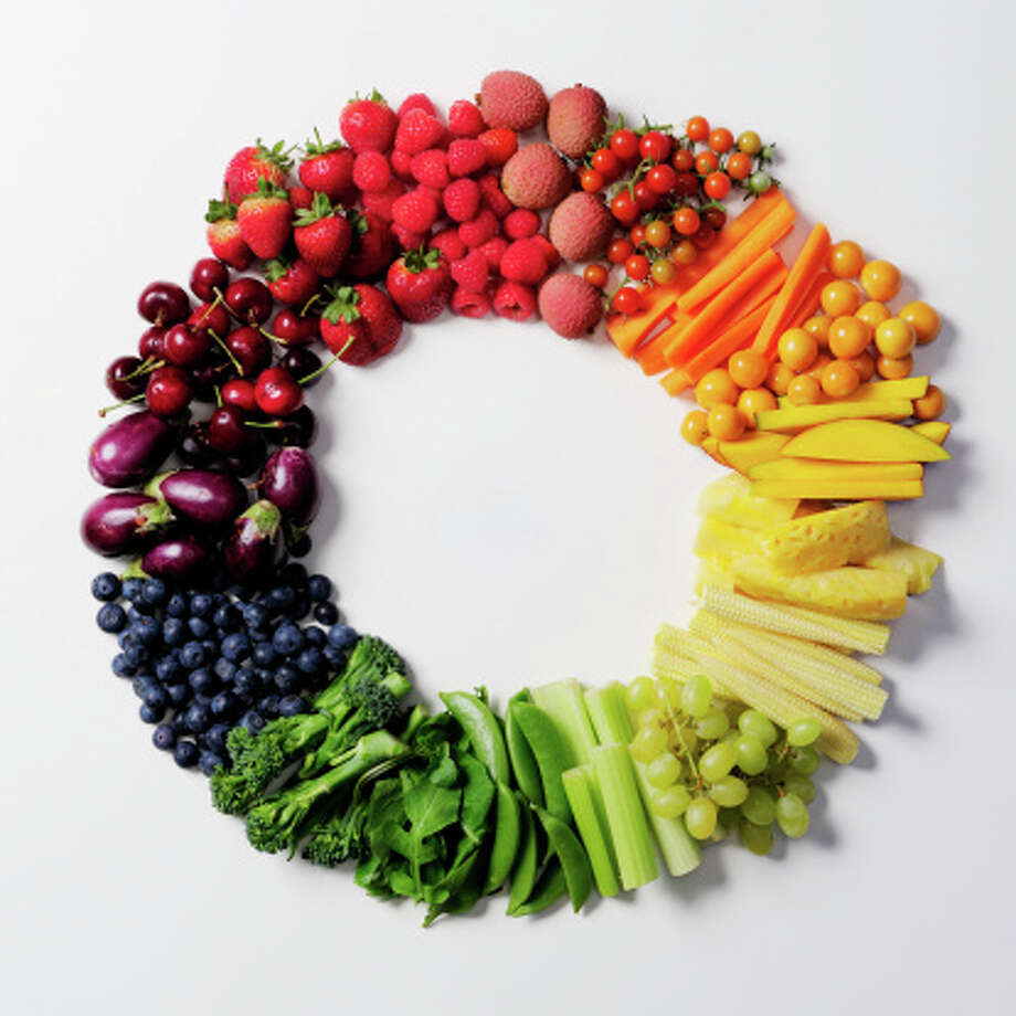 4. Pack seasonal fruits and vegetables. Keeps kids from getting bored with lunches and provides wider range of nutrients. Photo: David Malan, Getty Images / (c) David Malan