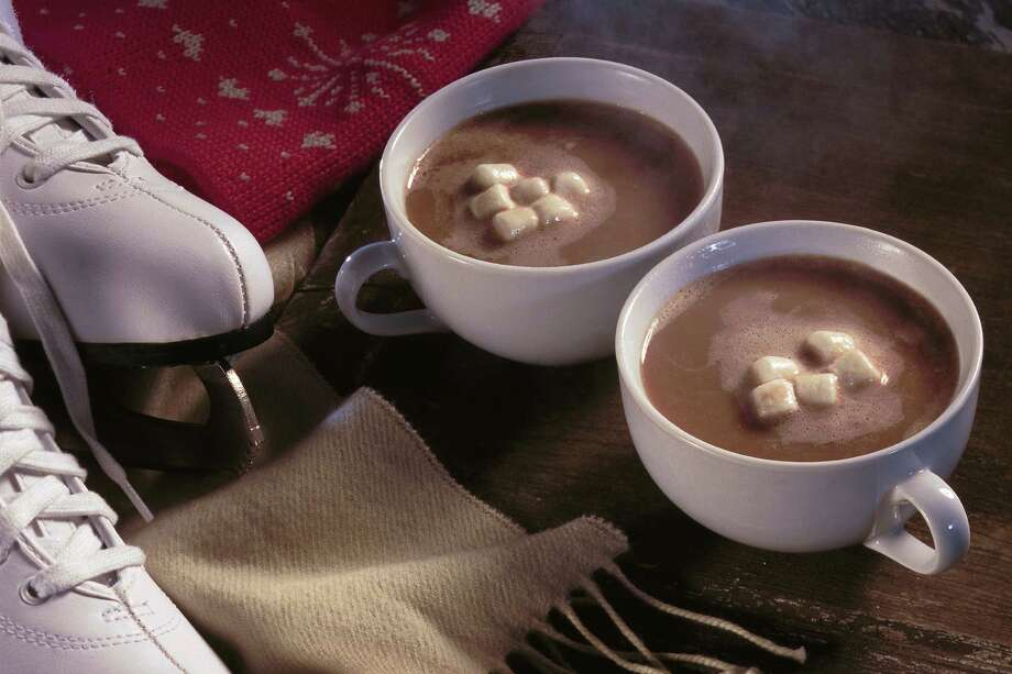 hot cocoa / handout email
