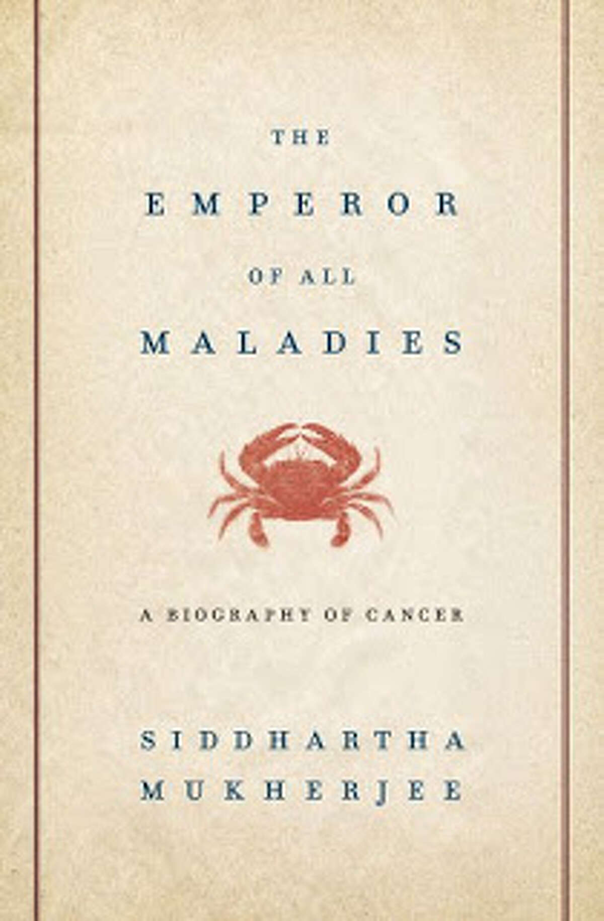 """Siddhartha Mukherjee, a cancer researcher and oncologist, is the author of """"The Emperor of All Maladies."""""""