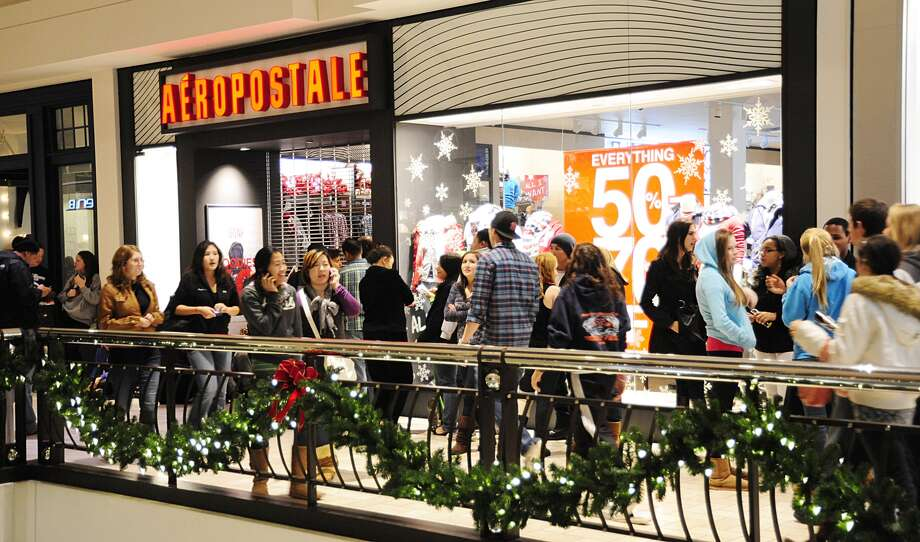 AeropostaleThe retail chain is projecting a steep second-quarter loss after a sharp decline in sales this year, according to Forbes. Photo: Getty Images