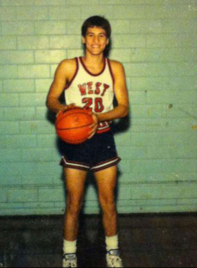Willie was a star basketball player in high school. Photo: Courtesy Of The Robertson Family/ A&E
