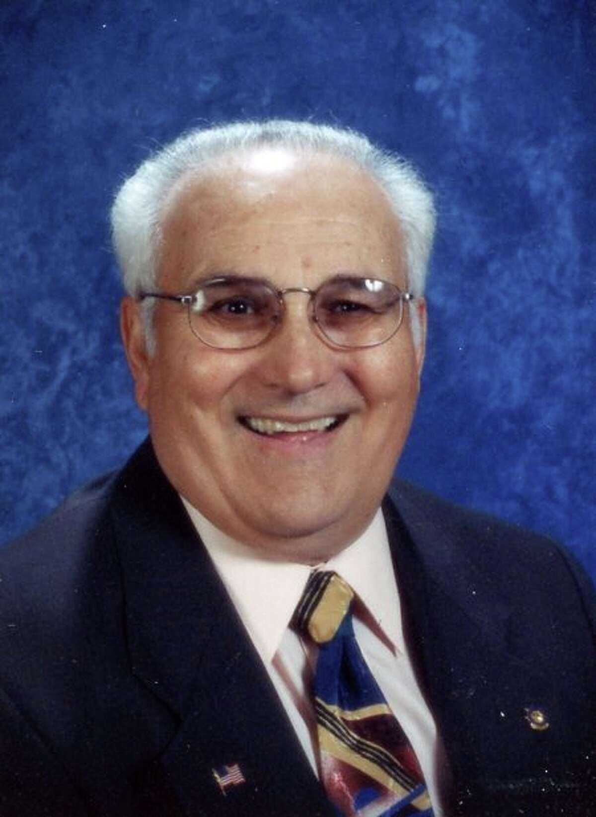 Steve Coycault Sr., a member of the 15th Texas Silver-Haired Legislature, which convened on July 14-18, 2013 in Austin.