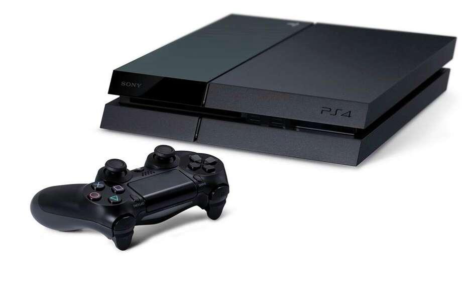 2013: Sony's PlayStation 4