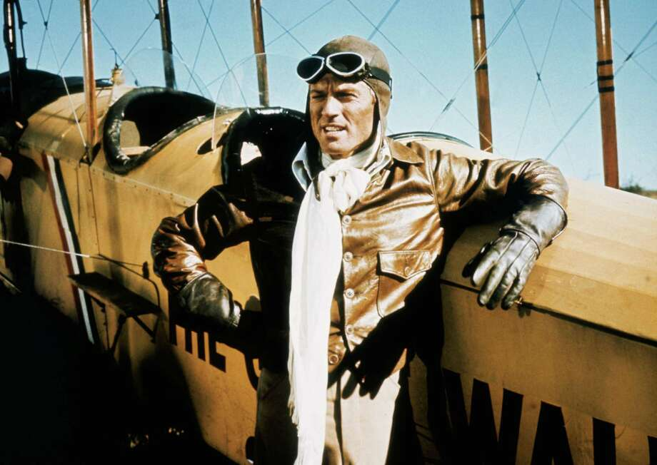 'The Great Waldo Pepper' (1975)George Roy Hill's Robert Redford vehicle about the great biplane pilot was shot in Elgin, Kerrville, Lockhart and Seguin. Photo: KEYSTONE FRANCE, Gamma-Keystone Via Getty Images / KEYSTONE FRANCE