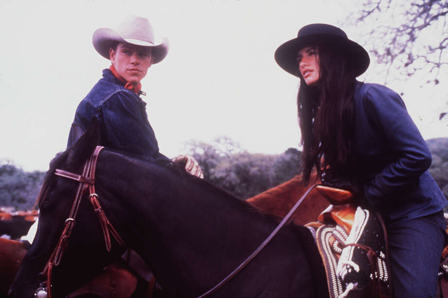 """All the Pretty Horses"" was released in 2000.  The movie starred Matt Damon and Penelope Cruz.  The movie grossed over 1.3 million dollars in Box office sales its opening weekend.  Photo: VAN REDIN, AP / MIRAMAX FILMS"