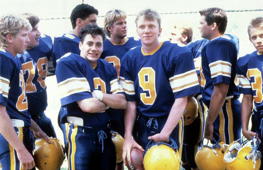 'Johnny Be Good' (1988)Anthony Michael Hall's first film in which he didn't play the nerd was filmed in San Antonio and Georgetown.  Photo: Orion Pictures, Getty Images / 2012 Getty Images