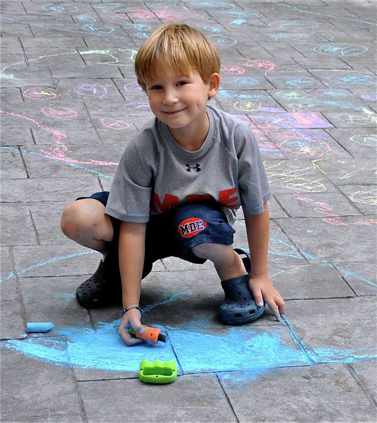 Memorial Drive Elementary pupil Jack Klebuc's family works hard to protect him from danger posed by his food allergies.