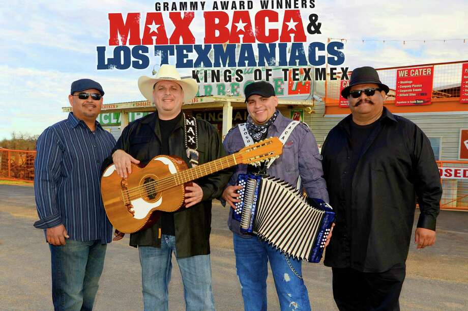 Max Baca & Los Texmaniacs perform in a free outdoor concert on Thursday, Aug. 29, at  Ballard Park in Ridgefield. Photo: Contributed Photo