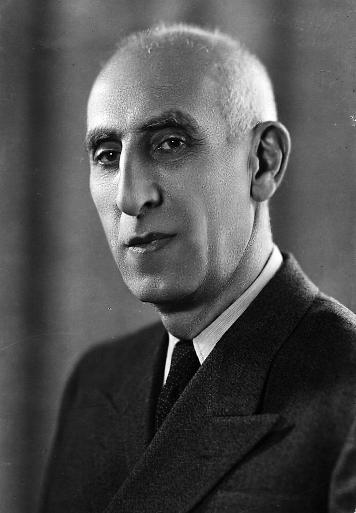 FILE - August 20, 2013: Sixty years since the overthrow of Iranian Prime Minister Mohammad Massadegh, newly declassified documents acknowledge the CIAsrole in the 1953 Iranian coup. circa 1952: Iranian statesman Mohammed Mosaddeq (1880 - 1967), also spelt Massaddiq or Mossadegh, president of Iran (1951 - 1953). (Photo by Keystone/Getty Images)
