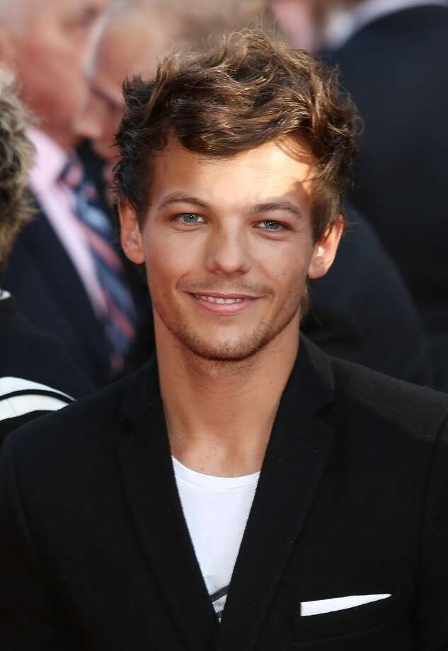One Direction member Louis Tomlinson attends the World Premiere of 'One Direction: This Is Us' at Empire Leicester Square on August 20, 2013 in London, England.  (Photo by Tim P. Whitby/Getty Images) Photo: Tim P. Whitby, Getty Images