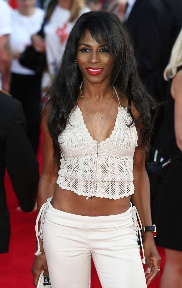 Sinitta attends the World Premiere of 'One Direction: This Is Us' at Empire Leicester Square on August 20, 2013 in London, England.  (Photo by Tim P. Whitby/Getty Images) Photo: Tim P. Whitby, Getty Images