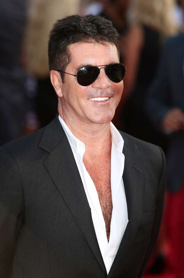 Simon Cowell attends the World Premiere of 'One Direction: This Is Us' at Empire Leicester Square on August 20, 2013 in London, England.  (Photo by Tim P. Whitby/Getty Images) Photo: Tim P. Whitby, Getty Images