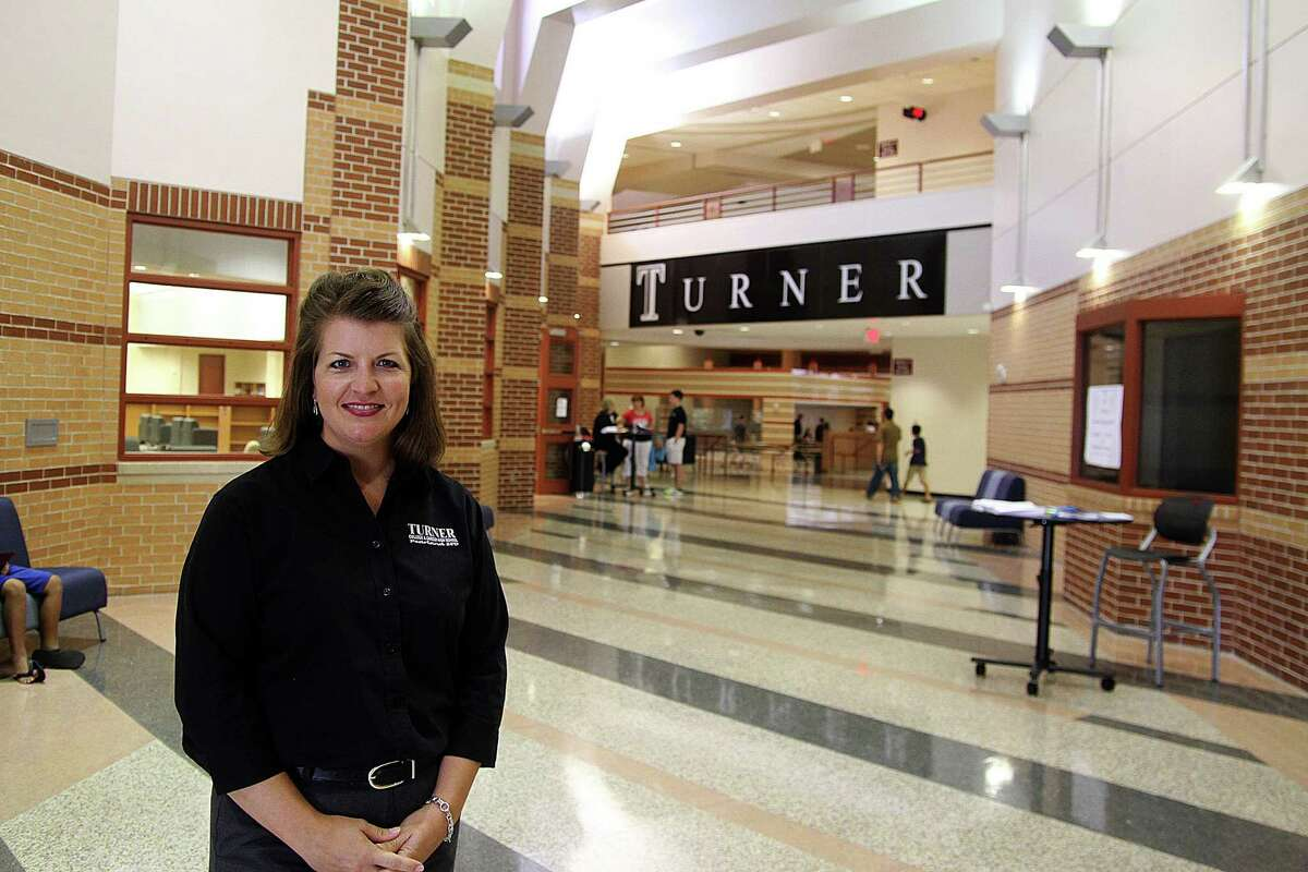 Jennifer Morrow, principal of Turner College and Career High School, said classes will start Aug. 26. Pearland Independent School District will dedicate the school at 2 p.m. Sunday, Aug. 25. The Northern Brazoria County Education Alliance will host a 2:45 p.m. VIP reception and equipment fundraiser. For details, call 281-485-3203.Jennifer Morrow, principal of Turner College and Career High School, said classes will start Aug. 26. Pearland Independent School District will dedicate the school at 2 p.m. Sunday, Aug. 25. The Northern Brazoria County Education Alliance will host a 2:45 p.m. VIP reception and equipment fundraiser. For details, call 281-485-3203.