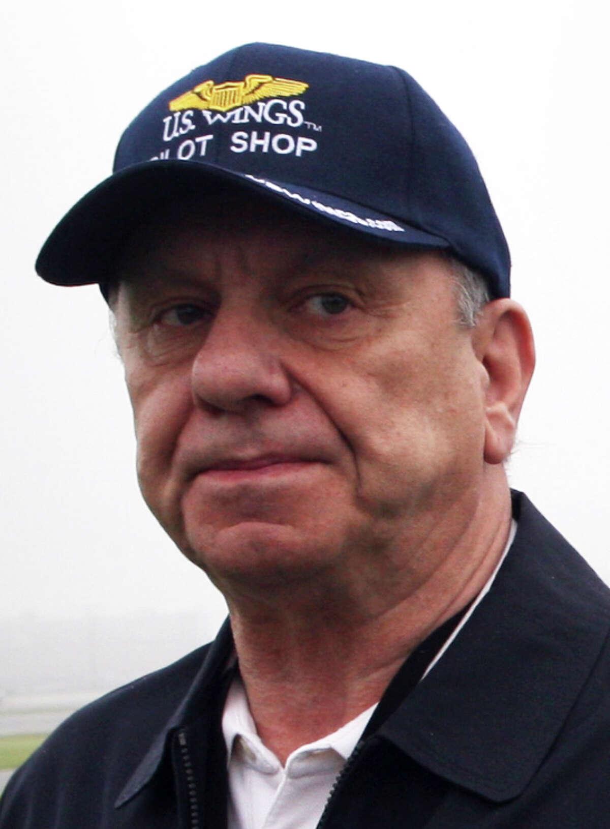 Former Sikorsky Memorial Airport Manager John Ricci, June 12th, 2009.