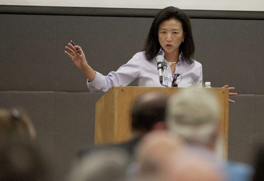 San Antonio City Councilwoman Elisa Chan should resign from office. Photo: Darren Abate / For The Express-News