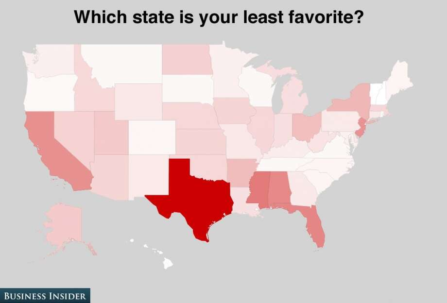And guess what: Texans don't care what you think. Photo: Business Insider
