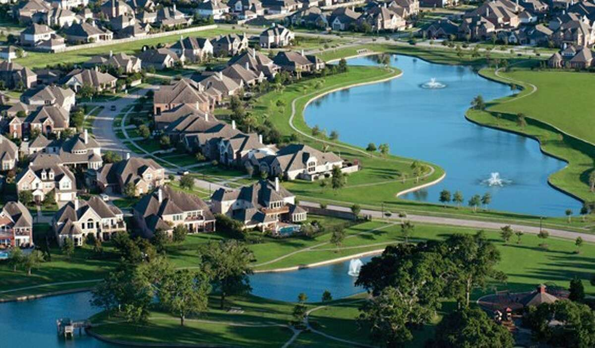 Cypress Creek Lakes is a 1,600-acre community has three recreation centers each with its own pool, and has homes starting in the $200,000s and reaching up to the $400,000s.