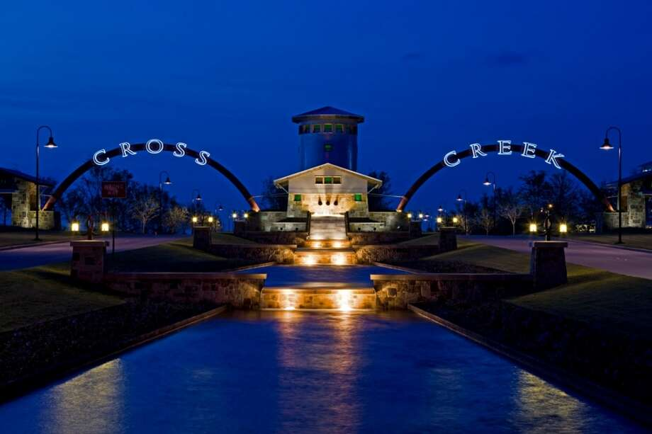 Cross Creek Ranchin Fulshear, which is west of Katy and Houston, sits on more than 3,000 acres and offers homes costing several hundred thousand dollars up into millions.