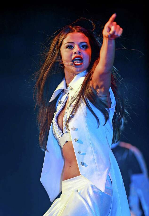On Nov. 1, Selena Gomez kicks off a group of high-profile performers at the AT&T Center. Photo: Jeff Vinnick, Getty Images / 2013 Getty Images