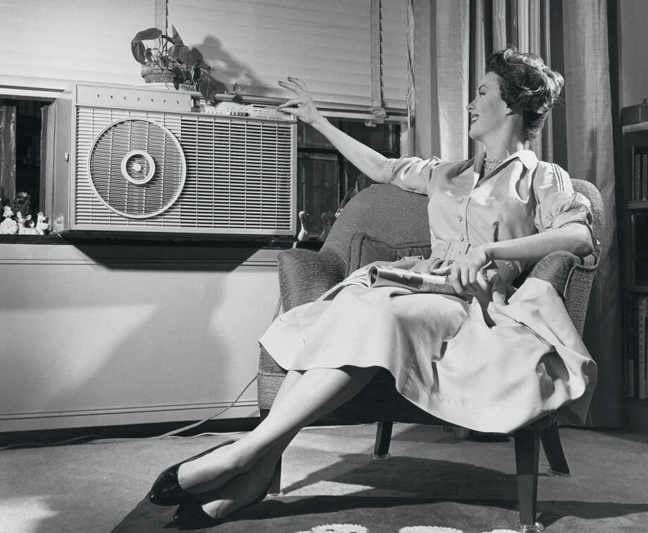 FACT OR FICTION?Air conditioning was invented in San Antonio. Photo: SuperStock, Getty Images / SuperStock RM