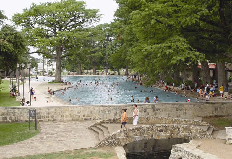 Fact san pedro springs park above which was founded in the 18th photo san City of san antonio swimming pools