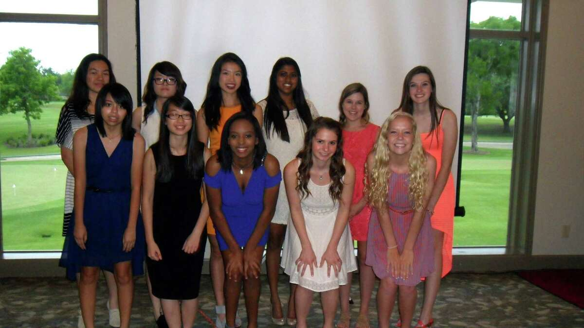 The Fort Bend Junior Service League will hold its final informational meeting from 6-7 p.m. Wednesday, Sept. 4. Pictured are members of the teen board.
