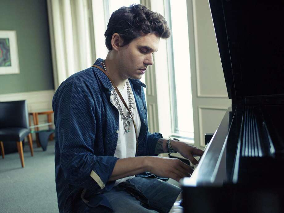 """John Mayer has released his sixth album, """"Paradise Valley,"""" which features a duet with Katy Perry. Photo: Victoria Will / Associated Press"""