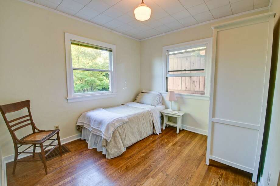 Bedroom of 2616 Queen Anne Ave. N. It's listed for $588,000. Photo: Courtesy Mary Schile, RE/MAX-Metro Realty