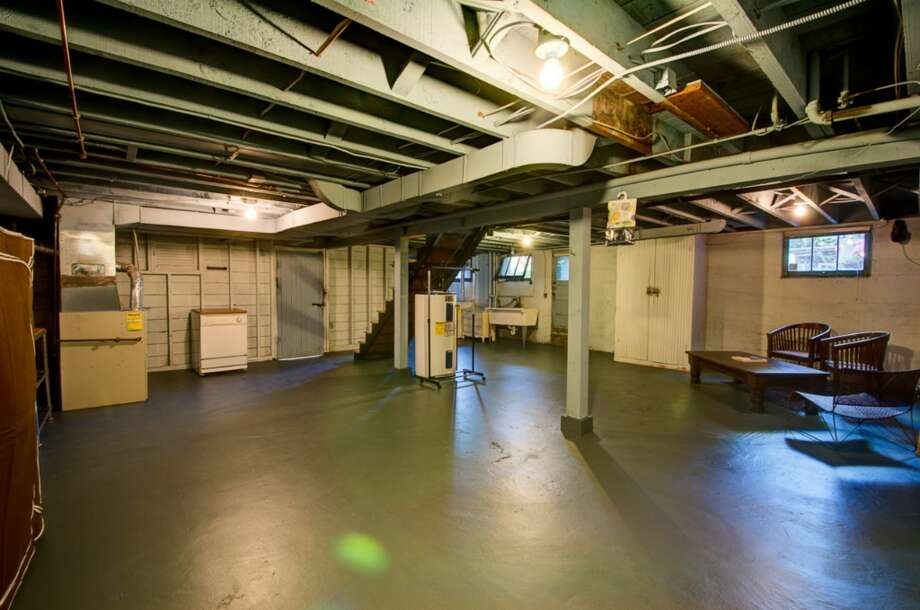 Basement of 2616 Queen Anne Ave. N. It's listed for $588,000. Photo: Courtesy Mary Schile, RE/MAX-Metro Realty