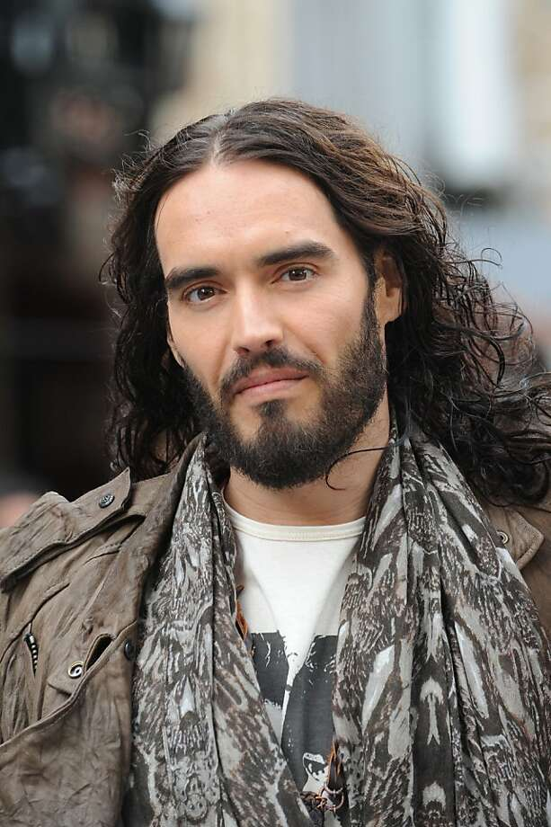 Russell Brand Photo: Stuart Wilson, Getty Images