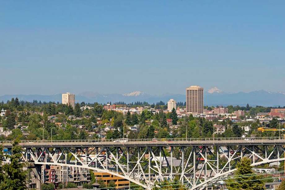 View from 109 Newell St. It's listed for $595,000. Photo: Courtesy Ellen Gillette, Windermere Real Estate