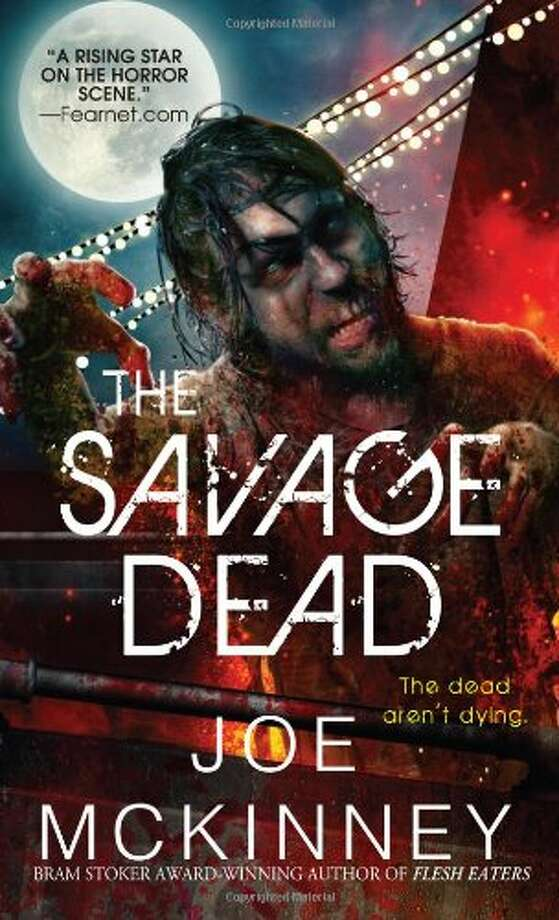 """Savage Dead"" is the latest book by San Antonio author and police officer Joe McKinney"