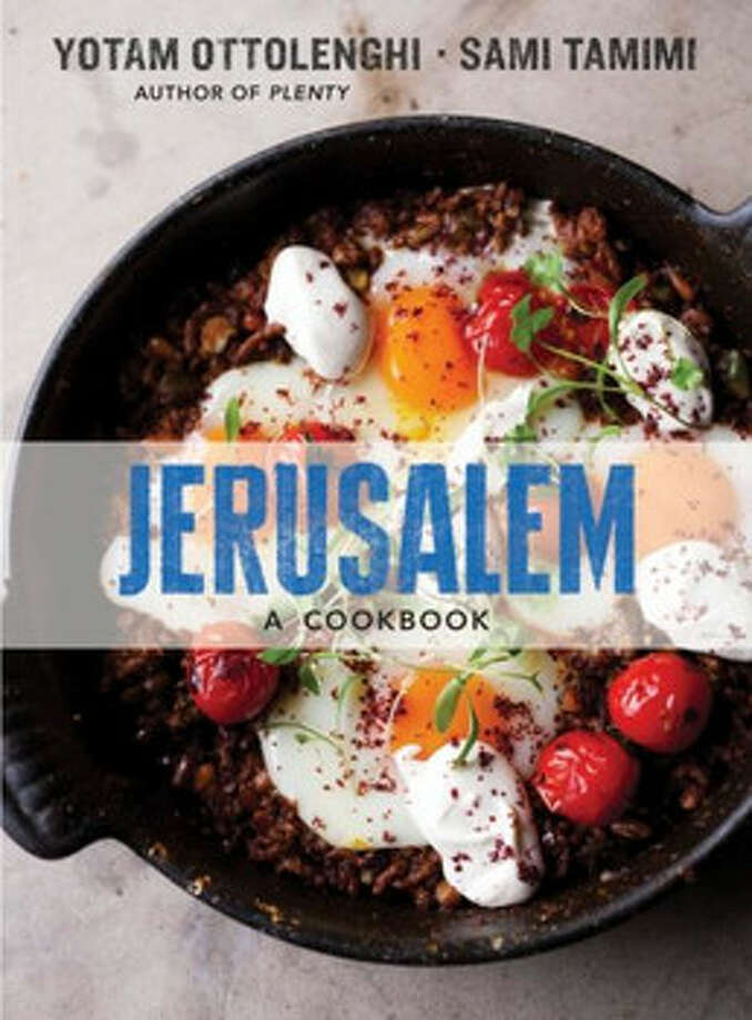 Jerusalem, a Cookbook  by Yotam Ottolenghi and Sami Tamimi Photo: Courtesy Photo