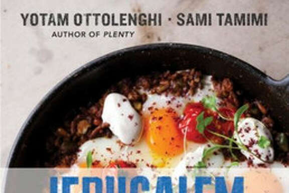 Jerusalem, a Cookbook  by Yotam Ottolenghi and Sami Tamimi