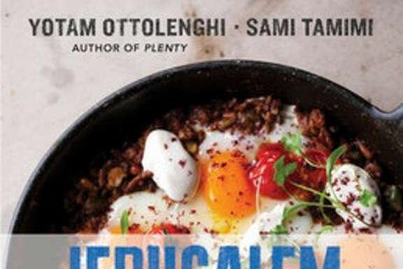 Jerusalem, a Cookbook  by Yotam Ottolenghi and Sami Tamimi