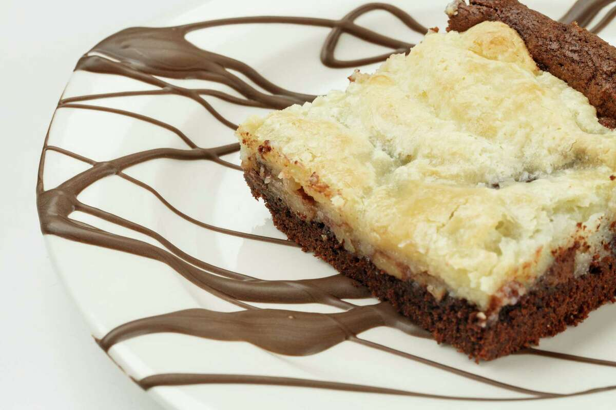 Easy 175 Cake is more of a brownie.