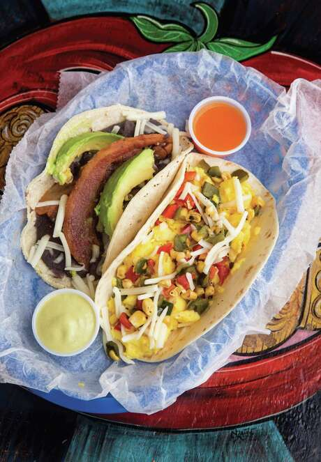 "The Otto Taco is featured in ""Austin Breakfast Tacos: The Story of the Most Important Taco of the Day."" Photo: The History Press"