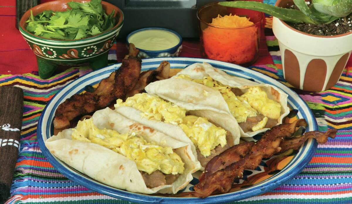 Best Breakfast Food Texas: Breakfast tacos