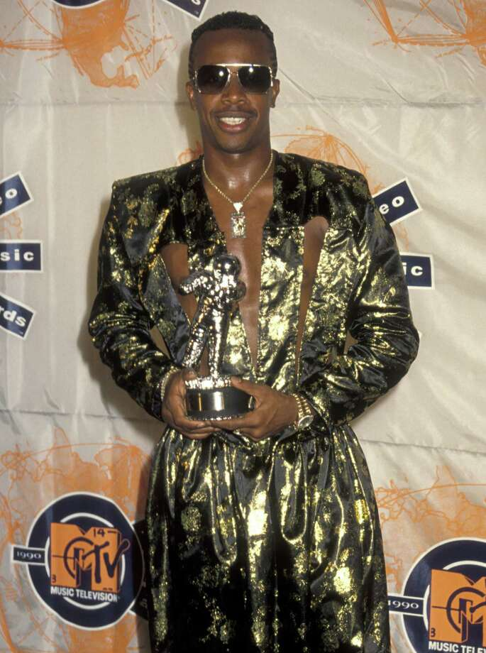 1990:  Rapper MC Hammer attends. Photo: Ron Galella, Ltd., WireImage / 1990 Ron Galella, Ltd.