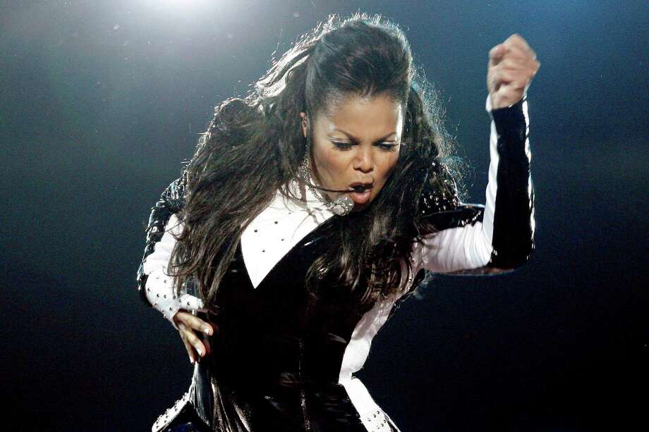 2009:  Janet Jackson performs. Photo: Christopher Polk, Getty Images / 2009 Getty Images