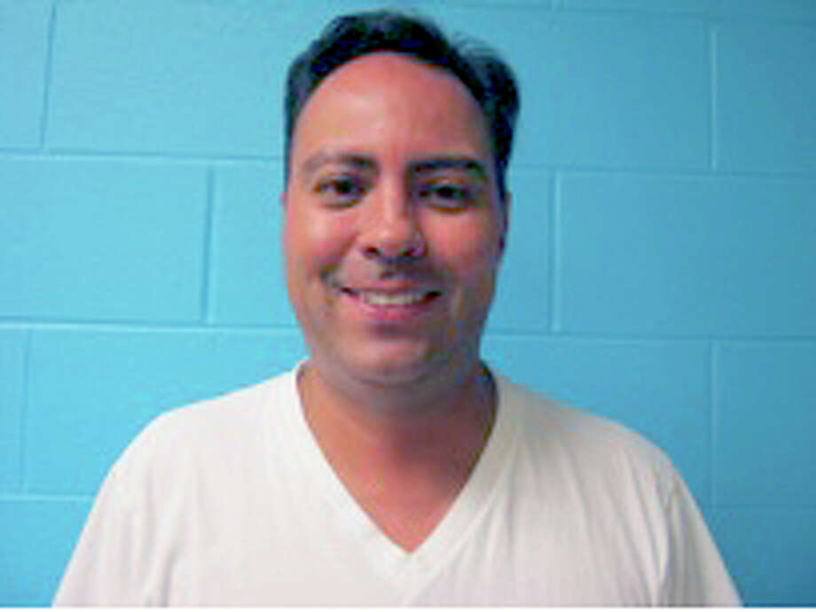 Schertz city council member George Antuna, 45, seen in a Tuesday Aug. 19, 2013 photo provided by the Live Oak Police Department, was arrested by Live Oak officers Tuesday and charged with driving while intoxicated. Photo: COURTESY / COURTESY OF LIVE OAK POLICE DEPARTMENT